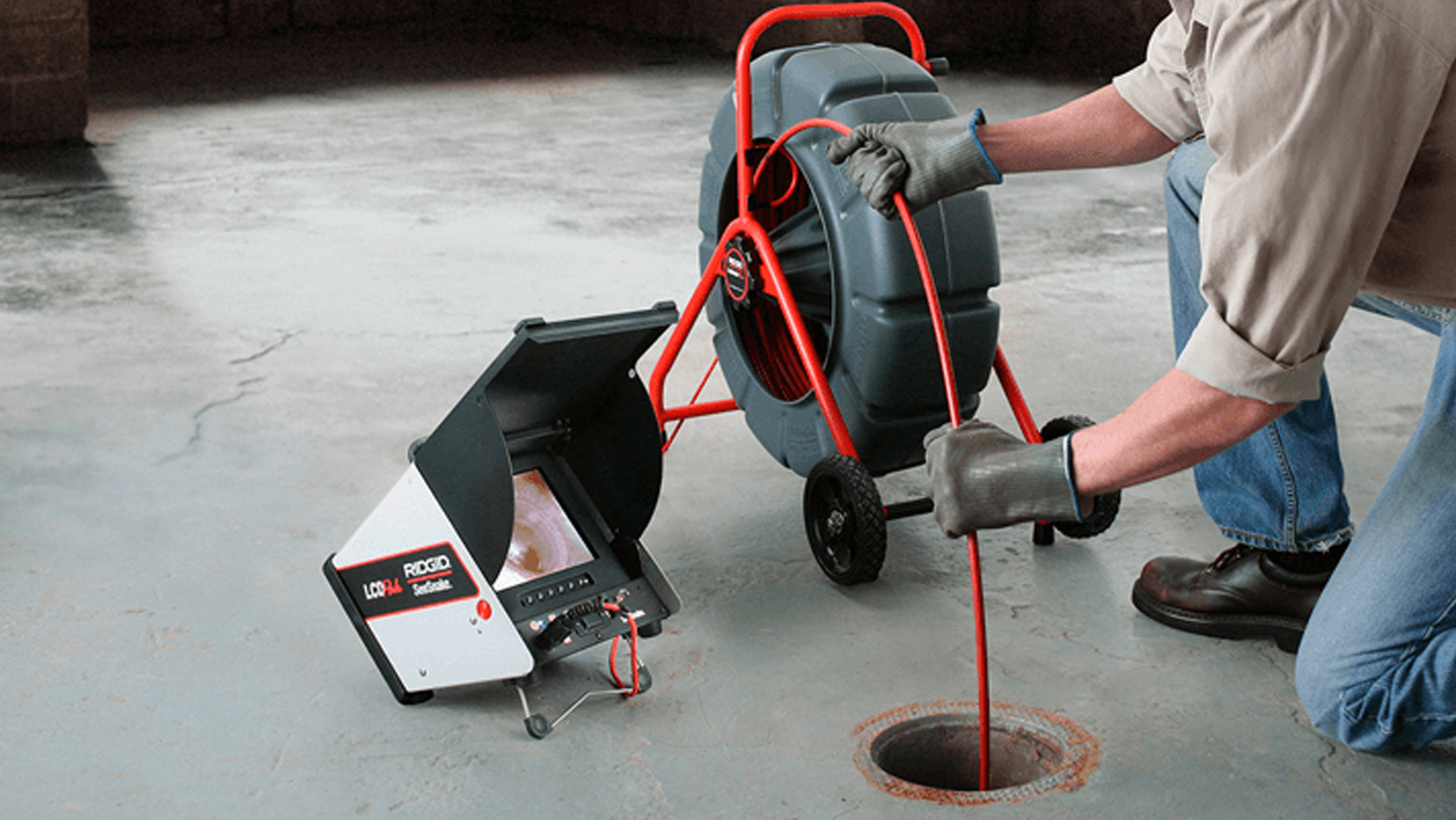 Leak Detection & Sewer Video Camera Inspection